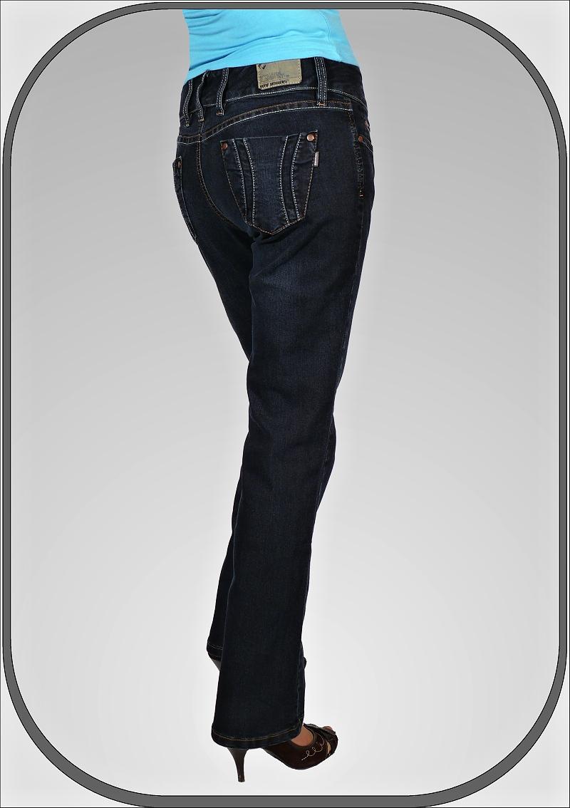 Dámské džíny FELICJA dl. 32