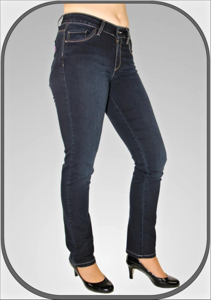 Dámské vysoké džíny 216 27 délka 32
