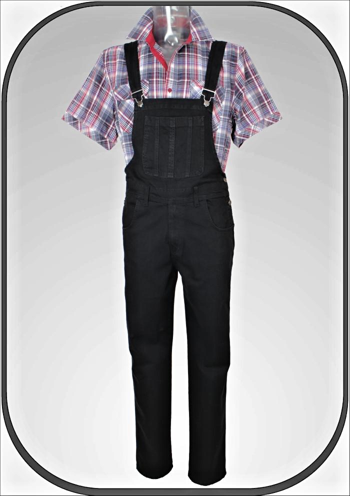 7782c9b2008 Pánské černé jeansové lacláče LACL ČR jeans 34